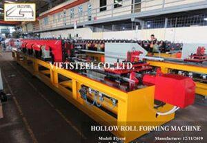 Hollow roll forming machine vietsteel