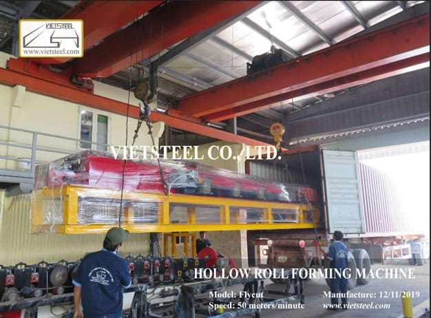 Hollow Roll Forming Machines vietsteel