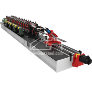 Ctruss Roll Forming Machine