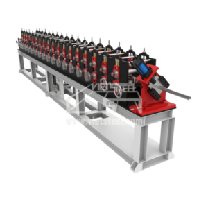 Vietsteel Batten Roll Forming Machine