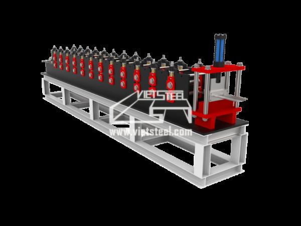 Vietsteel Ceiling Roll Forming Machine