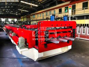 Vietsteel Floordeck Roll Forming Machine