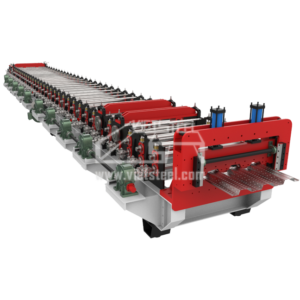 Vietsteel Floordeck Roll Forming Machine