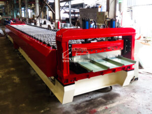 Vietstseel Kliplock Roll Forming machine