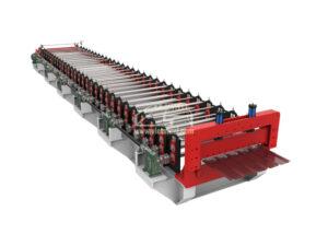Vietsteel Roofing Roll Forming Machine (RF-EH Model)