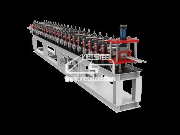 Vietsteel Shutter Roll Forming Machine