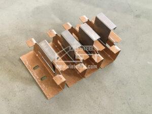 Vietsteel bracket Seamlock roll Forming machine