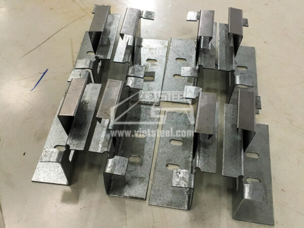 Vietsteel bracket Seamlock roll Forming machine