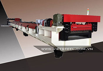 High speech Roofing Corrugated Roll Forming Machine