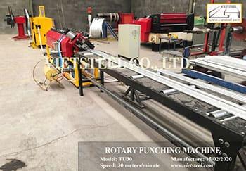 Rotary Punching Machine [NEW TECHNOLOGY]