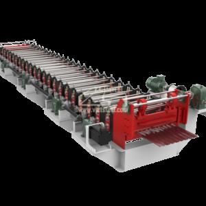Vietsteel Roofing roll forming machine