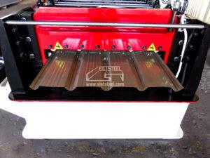 Vietsteel Roofing Roll Forming Machine (RF-SE Model)