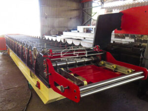Roofing Roll Forming Machine (RF-SE Model)