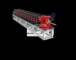Vietsteel Furring Roll Forming Machine