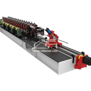 Furring Roll Forming Machine Vietsteel