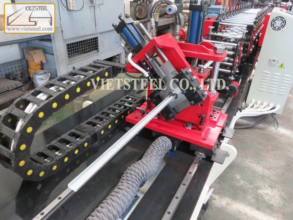 Furring Roll Forming Machine (FR-FL Model)
