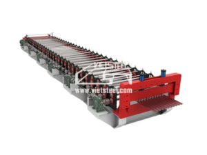 Vietsteel Corrugated Roll Forming Machine