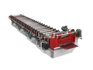 Vietsteel Roofing Roll Forming Machine RF-SE model
