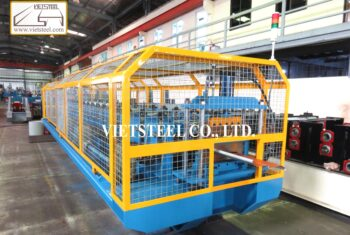 Louver Roll Forming Machine - Vietsteel