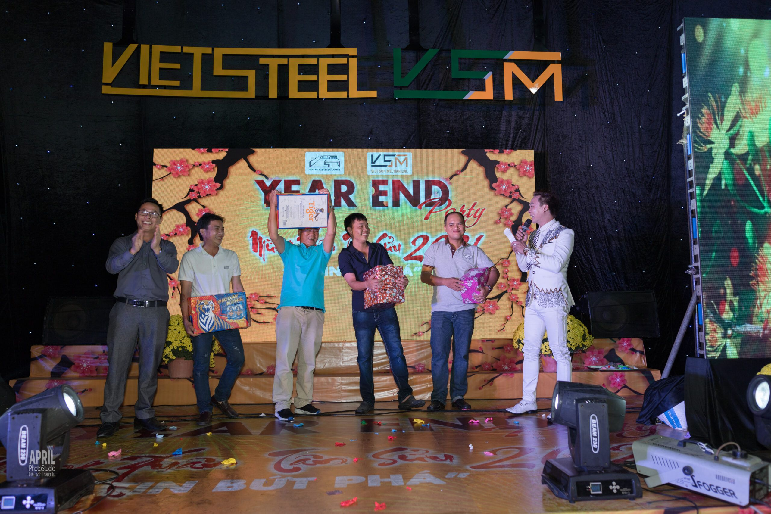 Vietsteel Year-end Party 2020