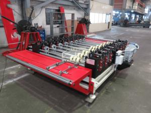 Side Panel Machine (SF-EL Model) Vietsteel