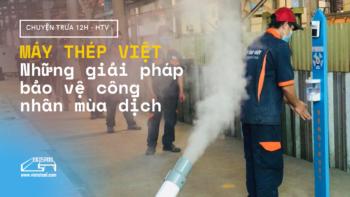 Công ty Máy Thép Việt chống dịch