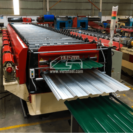 Review – Double deck roll forming machines