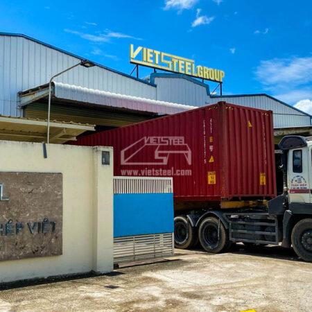 Vietsteel – The leading mechanical workshop in Vietnam